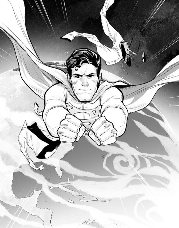 páginas de superman vs lobo dc comics
