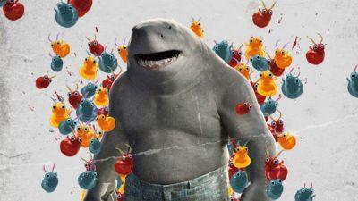 King Shark. Fonte: Warner Bros