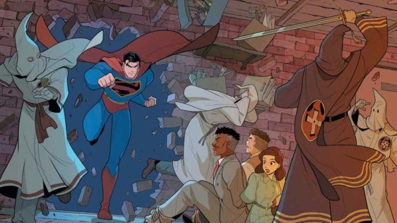 superman quadrinho