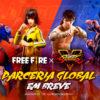 Free Fire Strret Fighter