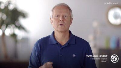 Yves Guillemot é o CEO e um dos fundadores da Ubisoft Imagem: Reprodução/Twitter