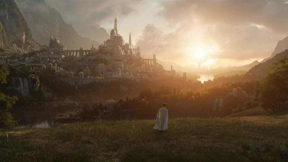 Série O Senhor dos Anéis estreia em setembro de 2022 no Prime Video; veja a primeira foto